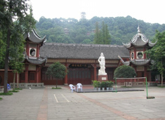 Memorial Hall of Zhao Yiman