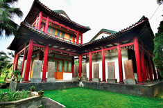 Pavilions in Dongpo Academy