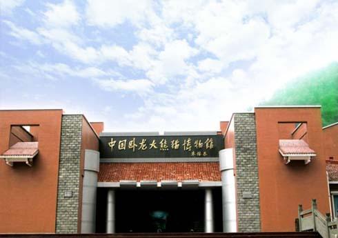 Wolong Panda Museum