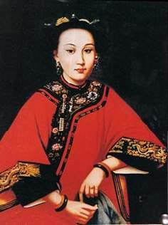 A Portrait of Rongfei