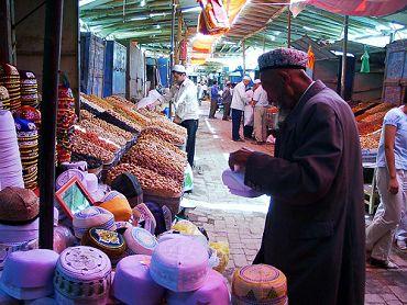 Kashgar Grand Bazaar