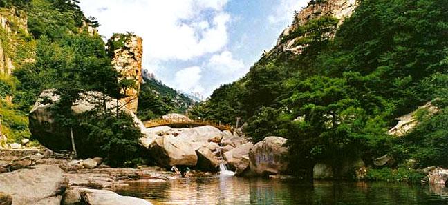 qingdao laoshan