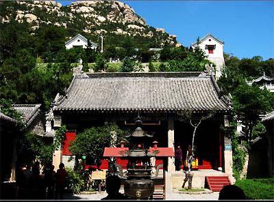 laoshan view