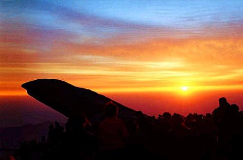 taishan sunrise