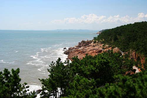 weihai liugong island