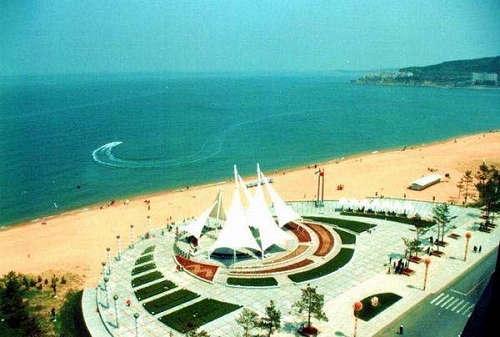 weihai beach