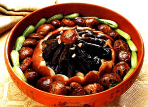 Braised Frog, Lushan Style
