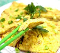 Quick-fried Lushan Fish with Egg