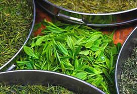 Wuyuan Green Tea