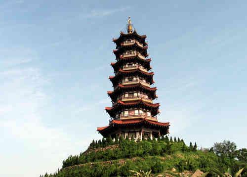 Nanshan Scenic Spot Zone