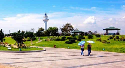 Rizhao View