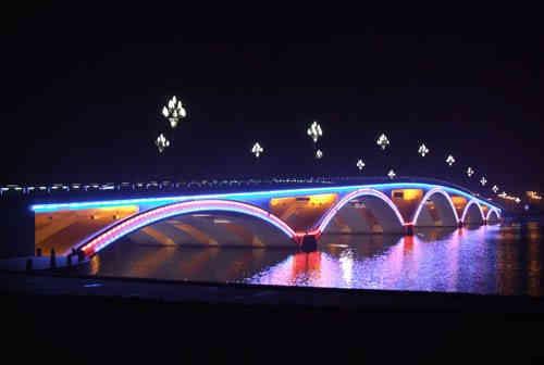 Wanpingkou bridge
