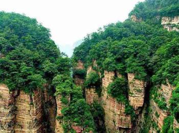 Zhangshiyan Scenic Area