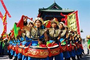 Changshan War Drum
