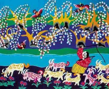 Xinji Peasant Painting