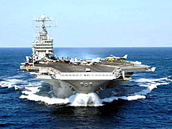 Binhai Aircraft Carrier