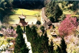 Qin village