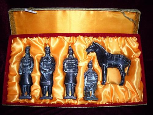 Terra-Cotta Warrior's Reproductions