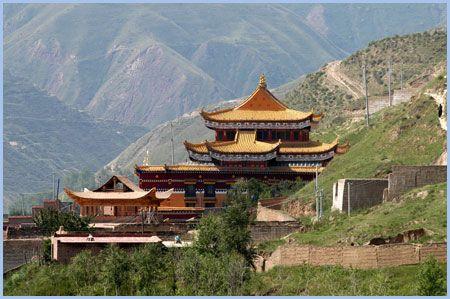 Wutun Monastery