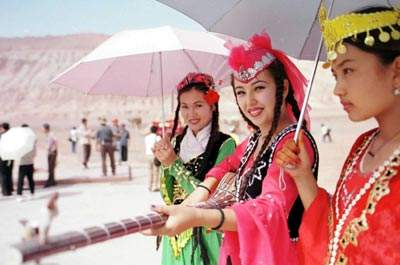 People of Weiwuer Tribe