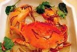 Steamed Seafood