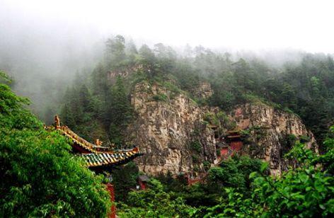 Tianfeng summit