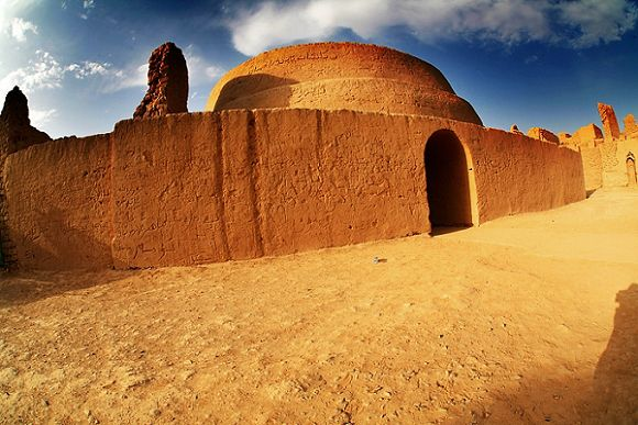 The Ancient City of Gaochang