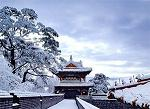 Shenyang Imperial Palace in Winter