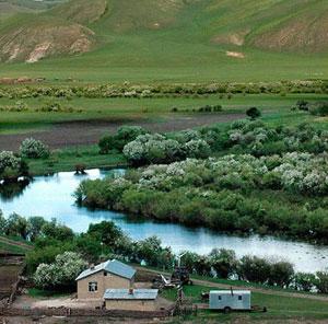 Yimin River