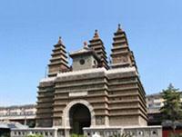 Five-Pagoda Temple