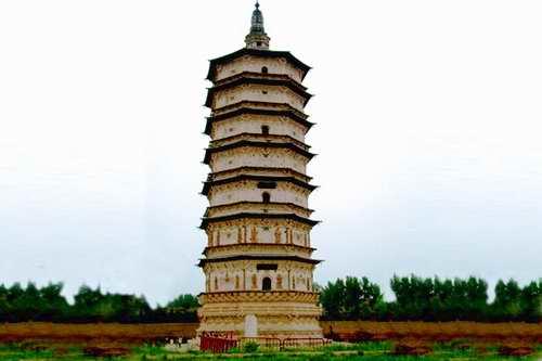 Wanbuhuayan Pagoda