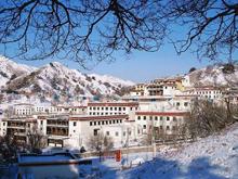 Wudangzhao Lamasery