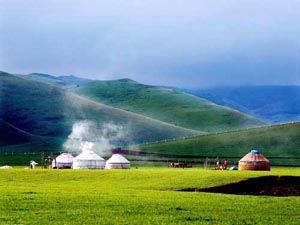 Ordos Cultural Tourist Village