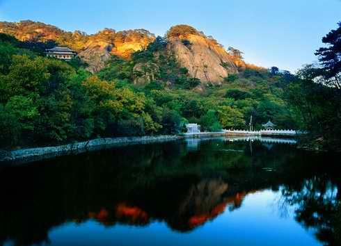 Qianshan Yuntan Lake