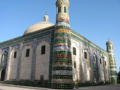 Abakh Hoja Tomb in Kashgar