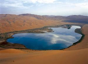 Badain Jaran Desert attractions