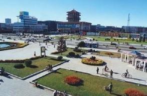 Chifeng city