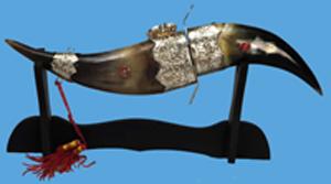 Mongolian knife
