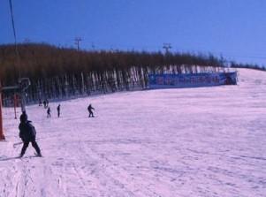 Alxa Skiing Resort