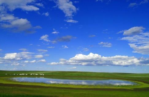 grassland of Inner Mongolia