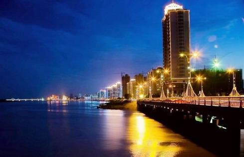 Dandong City