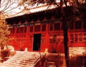 Linji Temple1