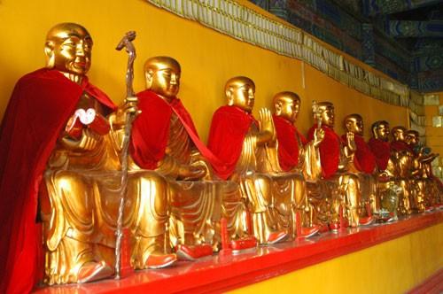 Linji Temple2