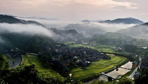 Sanjiang Dong Autonomous County
