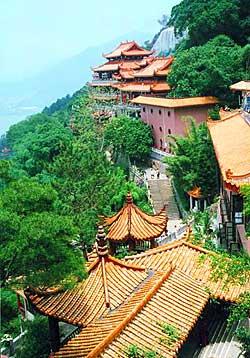 Shizhu Mountain