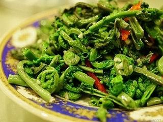 Edible Wild Vegetable