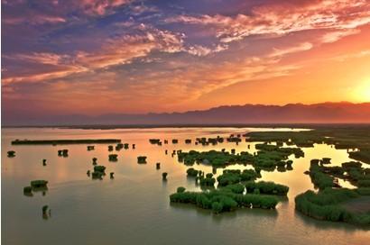 Shahu Sun Set