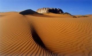 Zhongwei Sand