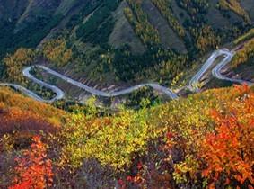 Liupan Mountain