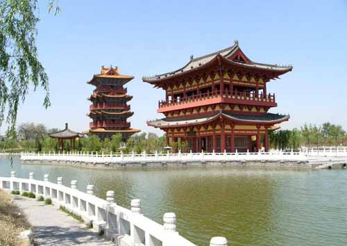 Beautiful Kaifeng